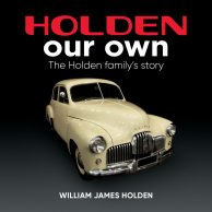 HOLDEN our own